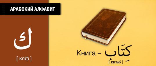 Книга на арабском языке. Карточки арабского языка.