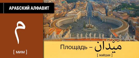 Площадь на арабском языке. Карточки арабского языка.