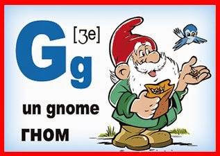 Французский алфавит. Бесплатные карточки для учебы.