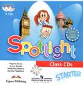 Аудио к учебнику Spotlight 1 класс
