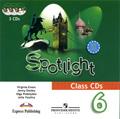 Аудио к учебнику Spotlight 6 класс