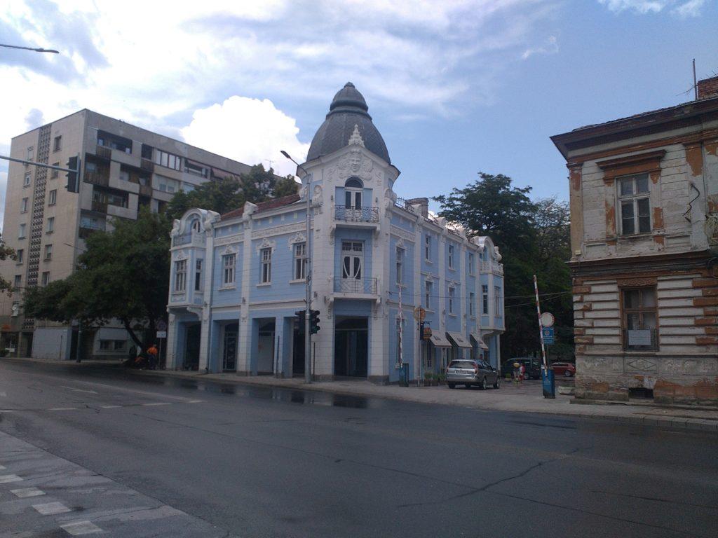 Город Бургас (Болгария)