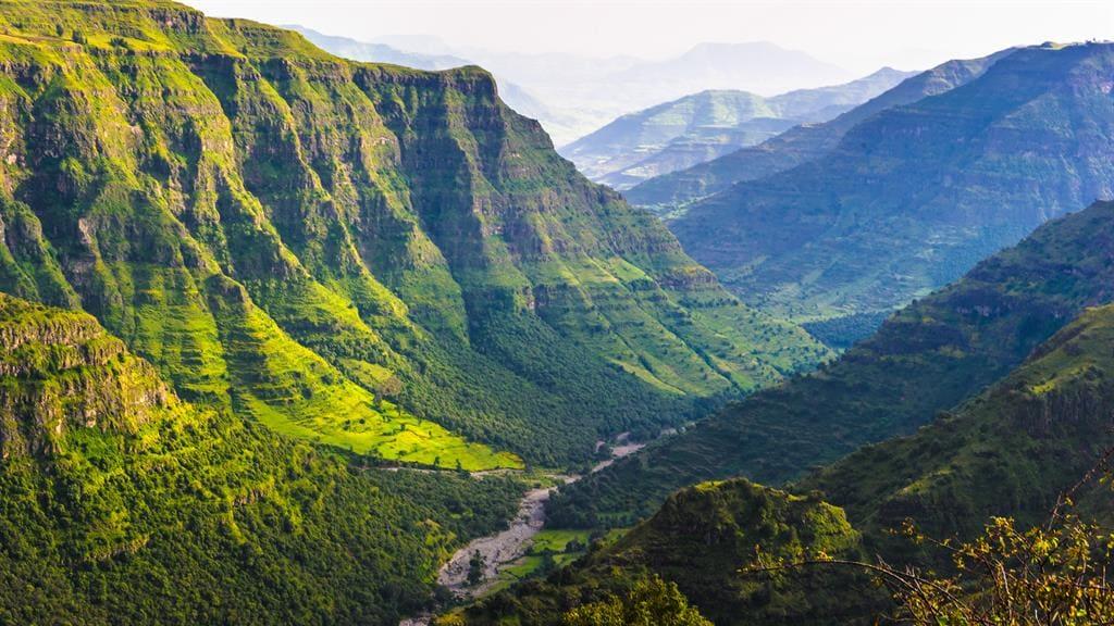 Природа Эфиопии